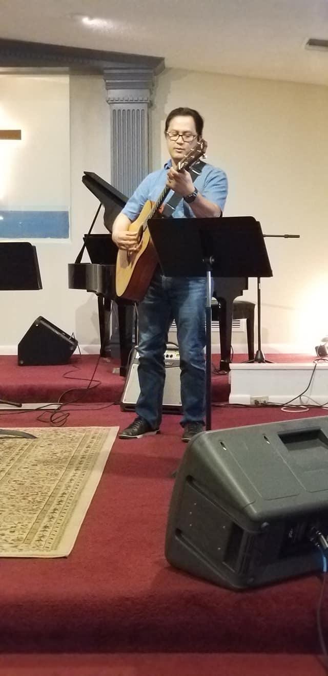 Men of Purpose Singing